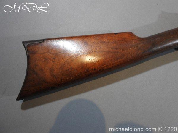 michaeldlong.com 14756 600x450 Winchester 1890 Pump Action .22 Rifle Deactivated