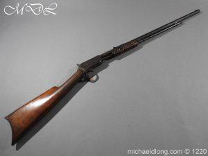michaeldlong.com 14757 300x225 Winchester 1890 Pump Action .22 Rifle Deactivated