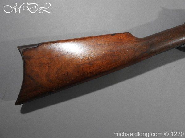 michaeldlong.com 14758 600x450 Winchester 1890 Pump Action .22 Rifle Deactivated
