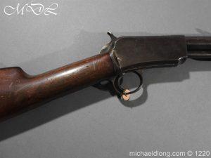 michaeldlong.com 14759 300x225 Winchester 1890 Pump Action .22 Rifle Deactivated