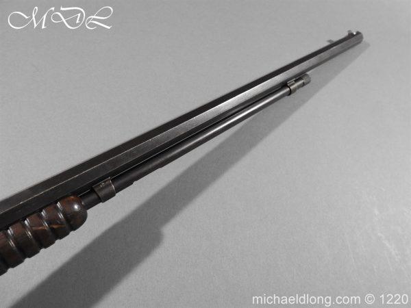 michaeldlong.com 14761 600x450 Winchester 1890 Pump Action .22 Rifle Deactivated