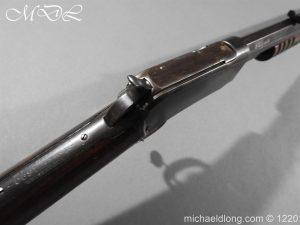 michaeldlong.com 14763 300x225 Winchester 1890 Pump Action .22 Rifle Deactivated