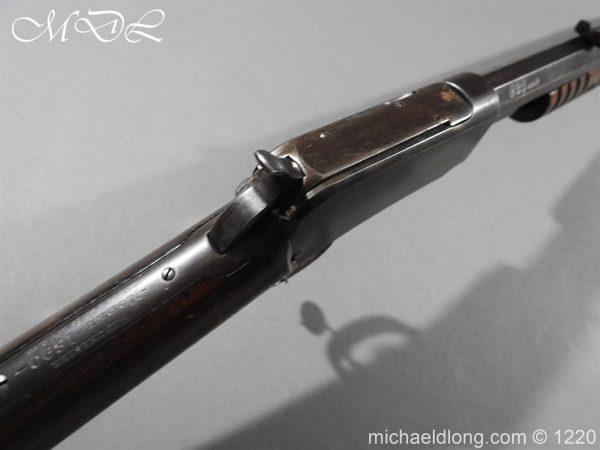 michaeldlong.com 14763 600x450 Winchester 1890 Pump Action .22 Rifle Deactivated