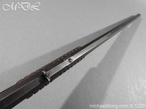 michaeldlong.com 14764 300x225 Winchester 1890 Pump Action .22 Rifle Deactivated