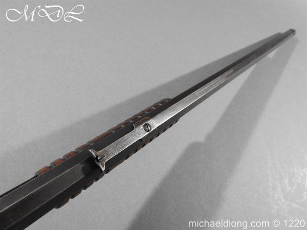 michaeldlong.com 14764 600x450 Winchester 1890 Pump Action .22 Rifle Deactivated