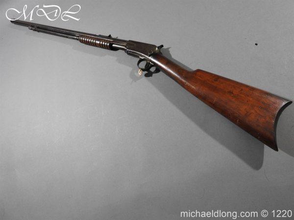 michaeldlong.com 14765 600x450 Winchester 1890 Pump Action .22 Rifle Deactivated