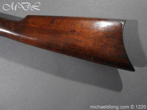 michaeldlong.com 14766 300x225 Winchester 1890 Pump Action .22 Rifle Deactivated