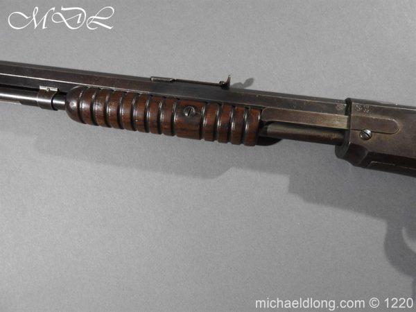 michaeldlong.com 14768 600x450 Winchester 1890 Pump Action .22 Rifle Deactivated