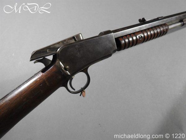 michaeldlong.com 14774 600x450 Winchester 1890 Pump Action .22 Rifle Deactivated
