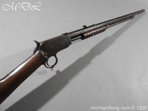 michaeldlong.com 14775 300x225 Winchester 1890 Pump Action .22 Rifle Deactivated