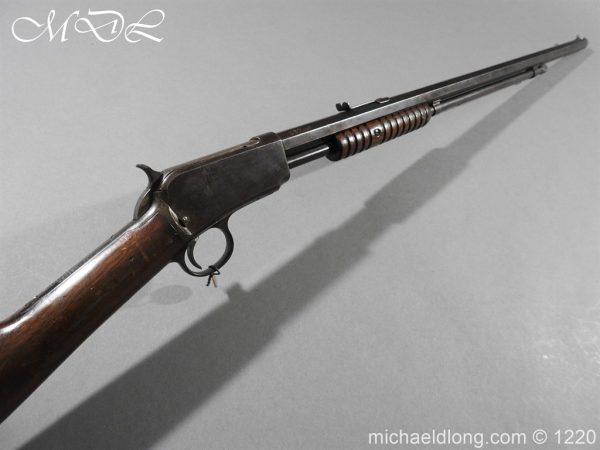 michaeldlong.com 14775 600x450 Winchester 1890 Pump Action .22 Rifle Deactivated