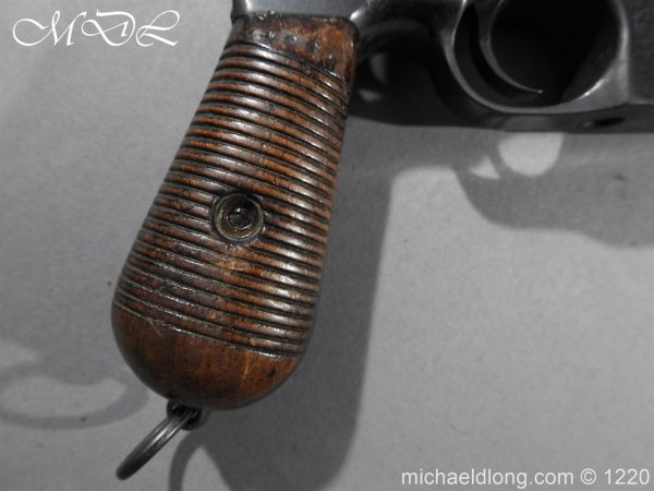 michaeldlong.com 14778 600x450 Mauser C96 Pistol Deactivated