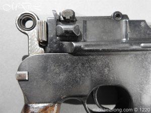 michaeldlong.com 14779 300x225 Mauser C96 Pistol Deactivated