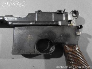michaeldlong.com 14784 300x225 Mauser C96 Pistol Deactivated