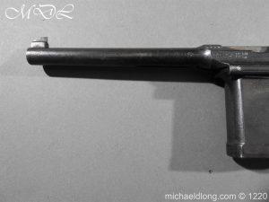 michaeldlong.com 14785 300x225 Mauser C96 Pistol Deactivated