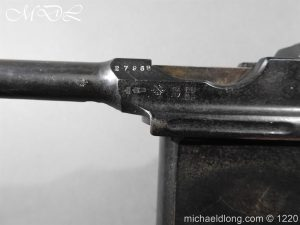 michaeldlong.com 14786 300x225 Mauser C96 Pistol Deactivated