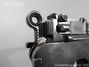 michaeldlong.com 14791 300x225 Mauser C96 Pistol Deactivated