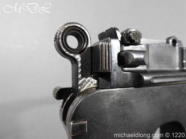 michaeldlong.com 14791 600x450 Mauser C96 Pistol Deactivated