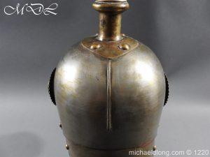 michaeldlong.com 14937 300x225 Prussian M1867 NCO Cuirassier Cavalry Helmet