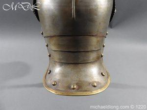 michaeldlong.com 14938 300x225 Prussian M1867 NCO Cuirassier Cavalry Helmet