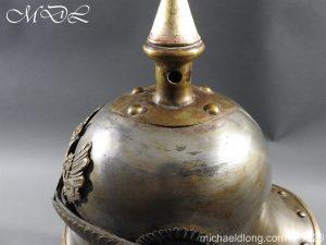 michaeldlong.com 14940 300x225 Prussian M1867 NCO Cuirassier Cavalry Helmet