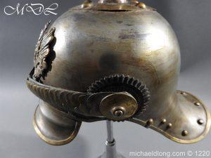 michaeldlong.com 14941 300x225 Prussian M1867 NCO Cuirassier Cavalry Helmet