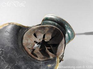 michaeldlong.com 14948 300x225 Prussian M1867 NCO Cuirassier Cavalry Helmet
