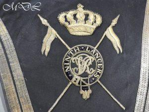michaeldlong.com 15244 300x225 Victorian 9th Lancers Officer's Shabraque