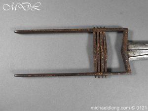 michaeldlong.com 15530 300x225 Indian Katar Punch Dagger