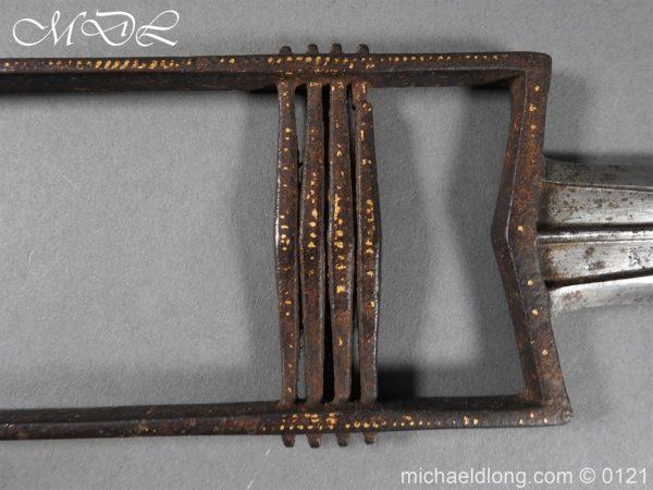 michaeldlong.com 15531 600x450 Indian Katar Punch Dagger