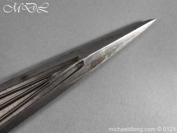 michaeldlong.com 15533 600x450 Indian Katar Punch Dagger