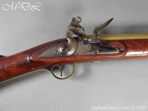 michaeldlong.com 15561 300x225 British Georgian Flintlock Heavy Musketoon