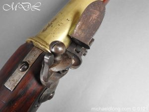 michaeldlong.com 15570 300x225 British Georgian Flintlock Heavy Musketoon