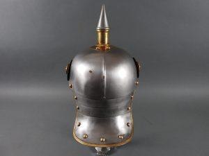 DSCN3908 300x225 Prussian Line Kurassier NCO Helmet