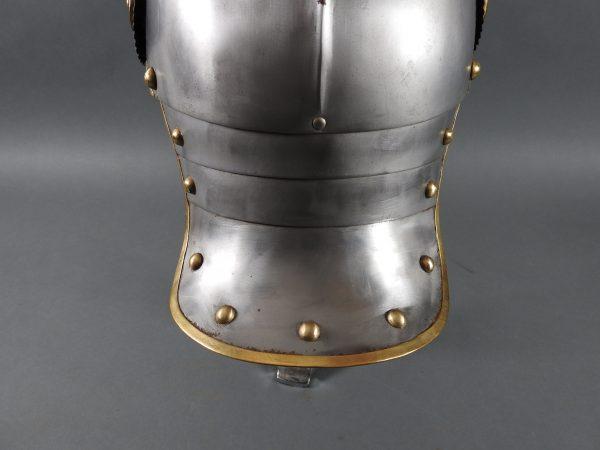 DSCN3909 600x450 Prussian Line Kurassier NCO Helmet