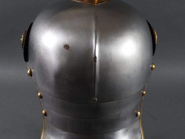 DSCN3910 600x450 Prussian Line Kurassier NCO Helmet