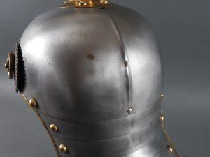 DSCN3911 300x225 Prussian Line Kurassier NCO Helmet