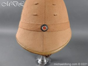 michaeldlong.com 15635 300x225 Imperial German Tropical Bortfeldt Helmet
