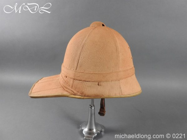 michaeldlong.com 15637 600x450 Imperial German Tropical Bortfeldt Helmet