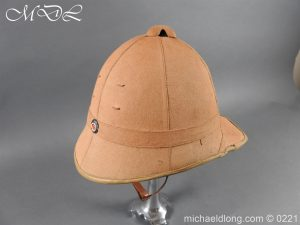 michaeldlong.com 15643 300x225 Imperial German Tropical Bortfeldt Helmet