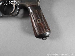 michaeldlong.com 15692 300x225 Deactivated WWI Mauser C96 Pistol