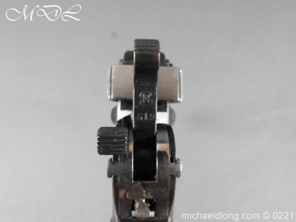 michaeldlong.com 15696 600x450 Deactivated WWI Mauser C96 Pistol