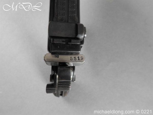 michaeldlong.com 15697 600x450 Deactivated WWI Mauser C96 Pistol