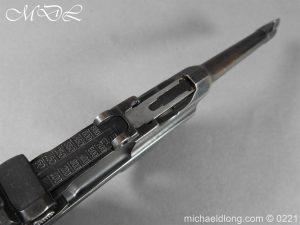 michaeldlong.com 15698 300x225 Deactivated WWI Mauser C96 Pistol