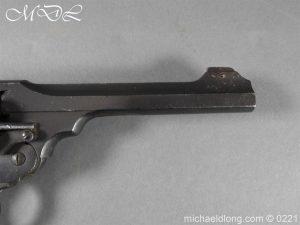 michaeldlong.com 15705 300x225 Webley MK 6 Military Revolver Deactivated