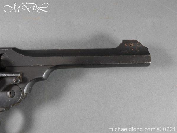 michaeldlong.com 15705 600x450 Webley MK 6 Military Revolver Deactivated