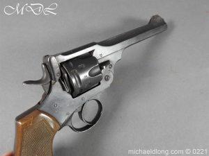 michaeldlong.com 15714 300x225 Webley MK 6 Military Revolver Deactivated