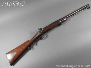 British 1860 Jacobs Rifle by Swinburn & Son