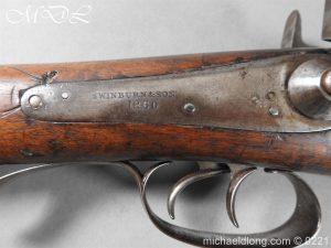 michaeldlong.com 15812 300x225 British 1860 Jacobs Rifle by Swinburn & Son