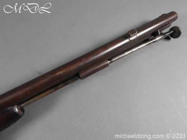 michaeldlong.com 15814 600x450 British 1860 Jacobs Rifle by Swinburn & Son